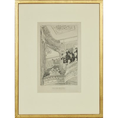 Lot 41 - WALTER RICHARD SICKERT (BRITISH 1860-1942) THE...