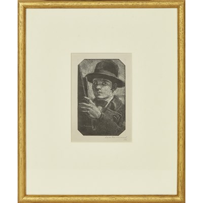 Lot 27 - LEON UNDERWOOD (BRITISH 1890-1975)...
