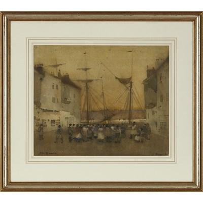 Lot 100 - JAMES WATTERSTON HERALD (SCOTTISH 1859-1914)...