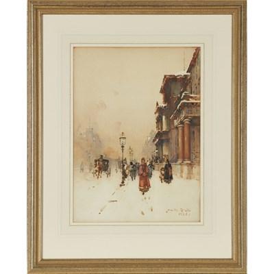 Lot 101 - JAMES WATTERSTON HERALD (SCOTTISH 1859-1914)...
