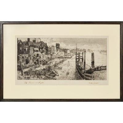 Lot 42 - WALTER GREAVES (BRITISH 1846-1930) OLD...