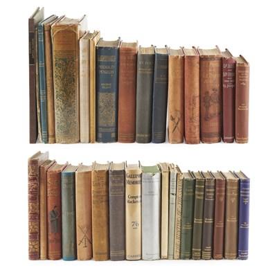 Lot 268 - NINETEENTH AND TWENTIETH CENTURY LITERATURE