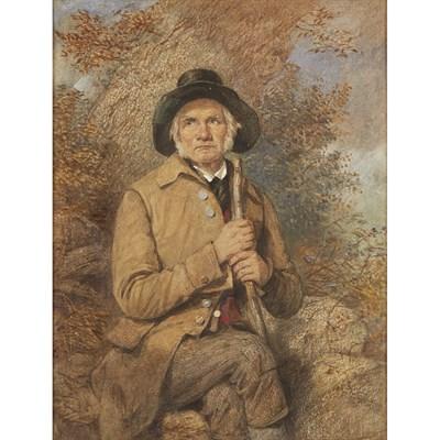 Lot 33-OCTAVIUS OAKLEY R.W.S. (BRITISH 1800-1867)