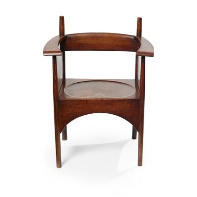 Lot 223 - CHARLES RENNIE MACKINTOSH (1968-1928) FOR MISS CRANSTON'S ARGYLE STREET TEA ROOMS, GLASGOW