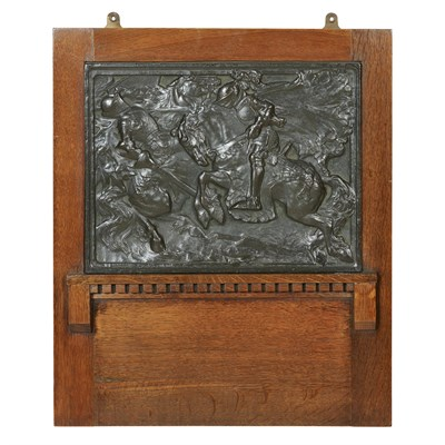 Lot 14 - STANLEY THOROGOOD (1873-1953) THE MEDIEVAL...