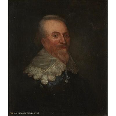 Lot 1 - CIRCLE OF GEORGE JAMESONE
