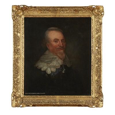 Lot 1-CIRCLE OF GEORGE JAMESONE