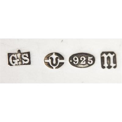 Lot 361 - GEORG JENSEN (1866-1935)
