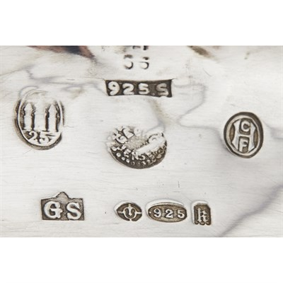 Lot 359-GEORG JENSEN (1866-1935)
