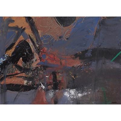 Lot 160 - JAMES DOWNIE ROBERTSON R.S.A., R.S.W., R.G.I. (SCOTTISH 1931-2011)