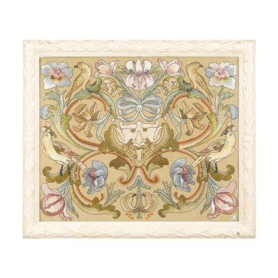 Lot 111 - ATTRIBUTED TO THE ROYAL SCHOOL OF NEEDLEWORK