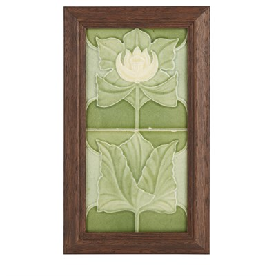 Lot 102 - ATTRIBUTED TO C.F.A. VOYSEY FOR J. C. EDWARDS, RUABON