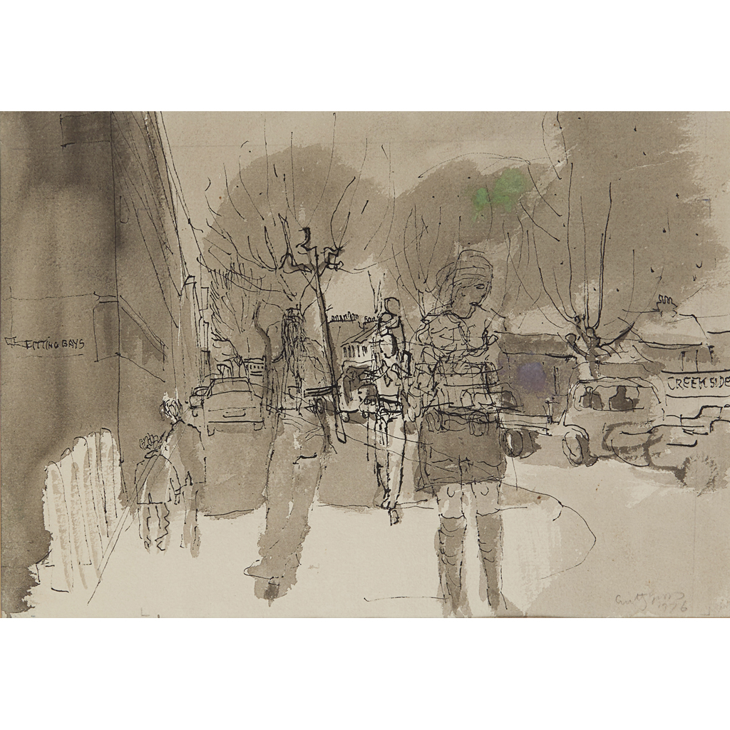 Lot 26-ANTHONY GROSS R.A. (BRITISH 1905-1984)