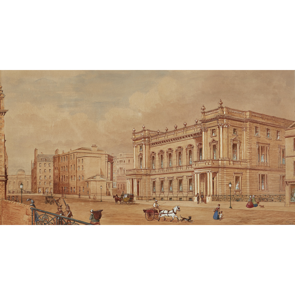 Lot 19-19TH CENTURY SCOTTISH SCHOOL