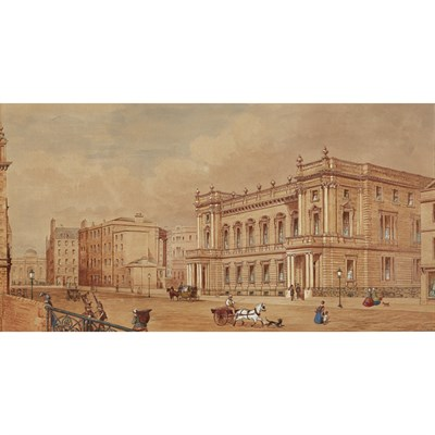 Lot 19 - 19TH CENTURY SCOTTISH SCHOOL