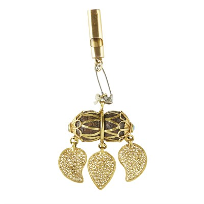 Lot 97 - An Indian pendant
