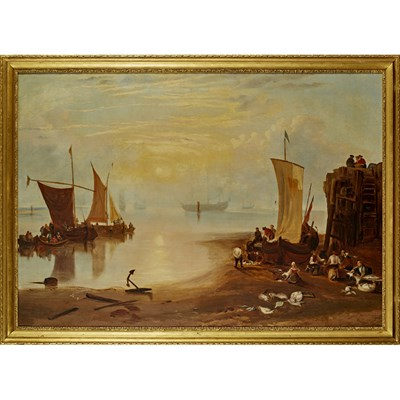 Lot 41-AFTER JOSEPH MALLORD WILLIAM TURNER