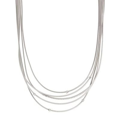 Lot 125 - A diamond set 'Goa' necklace, Marco Bicego