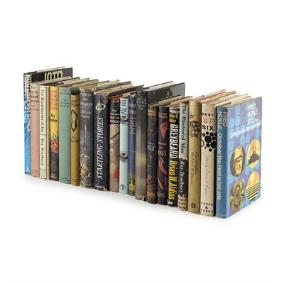 Lot 273 - SCIENCE FICTION, 19 VOLUMES INCLUDING