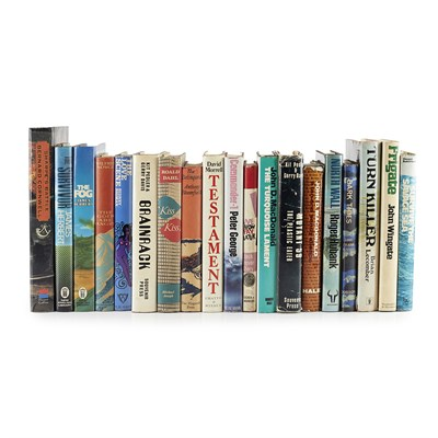 Lot 267 - MODERN FIRST (& OTHER) EDITIONS, 67 VOLUMES