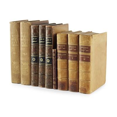 Lot 310 - 9 VOLUMES, COMPRISING
