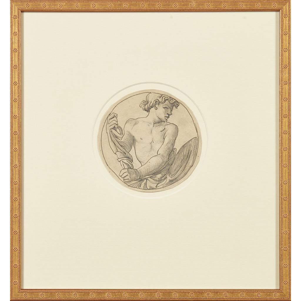 Lot 82 - ALFRED STEVENS (1823-1906)