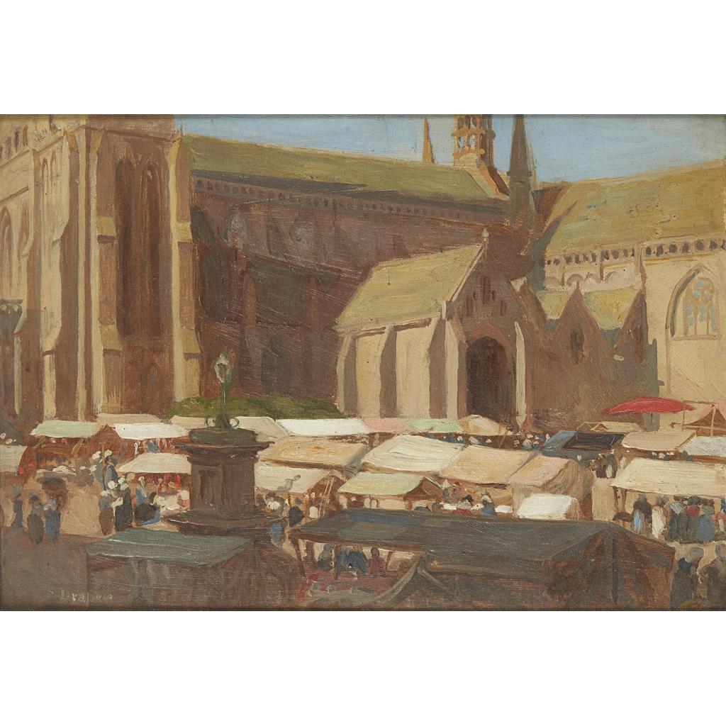 Lot 121 - HERBERT JAMES DRAPER (BRITISH 1863-1920)