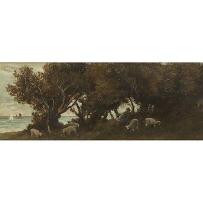 Lot 125 - PHILIP R. MORRIS (BRITISH 1836-1902)