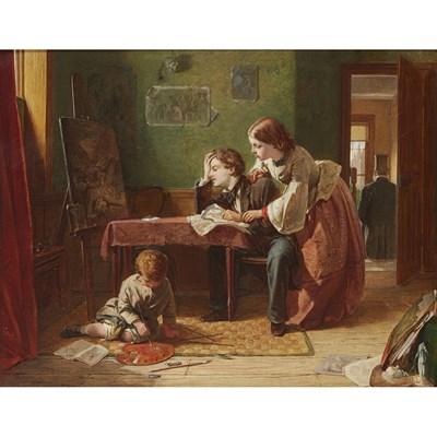 Lot 5 - THOMAS EDWARD ROBERTS (BRITISH 1820-1901)