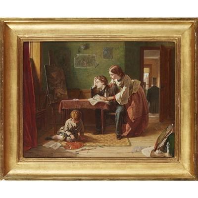 Lot 5-THOMAS EDWARD ROBERTS (BRITISH 1820-1901)