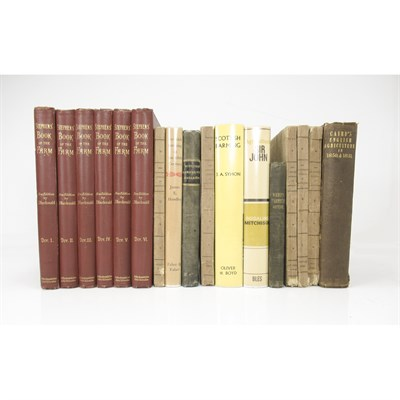 Lot 328 - FARMING AND AGRICULTURE, INCLUDING