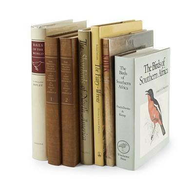 Lot 329 - FINE MODERN BIRD BOOKS, INCLUDING