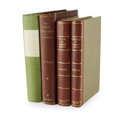 Lot 308 - 4 VOLUMES, COMPRISING
