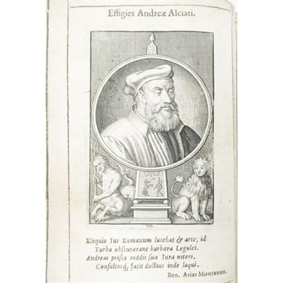 Lot 2-ALCIATI, ANDREA