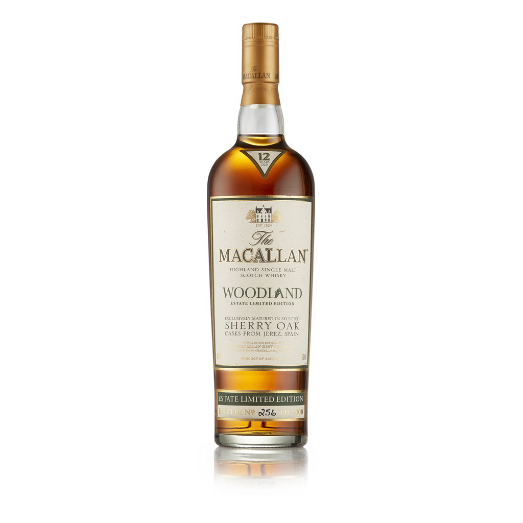 Lot 30-THE MACALLAN WOODLAND 12 YEAR OLD