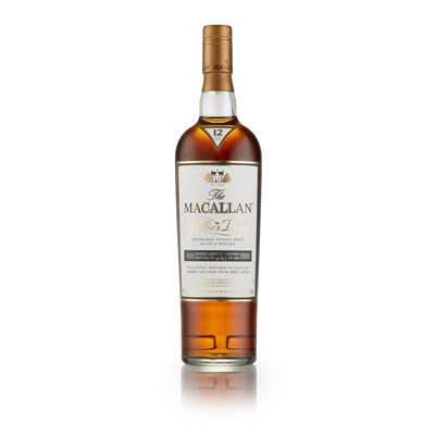 Lot 31 - THE MACALLAN GHILLIE'S DRAM 12 YEAR OLD