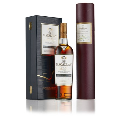 Lot 31-THE MACALLAN GHILLIE'S DRAM 12 YEAR OLD