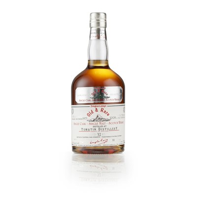 Lot 47-TOMATIN 1975 32 YEAR OLD - DOUGLAS LAING PLATINUM EDITION