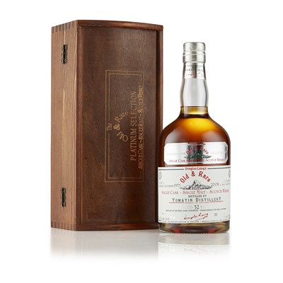 Lot 47 - TOMATIN 1975 32 YEAR OLD - DOUGLAS LAING PLATINUM EDITION
