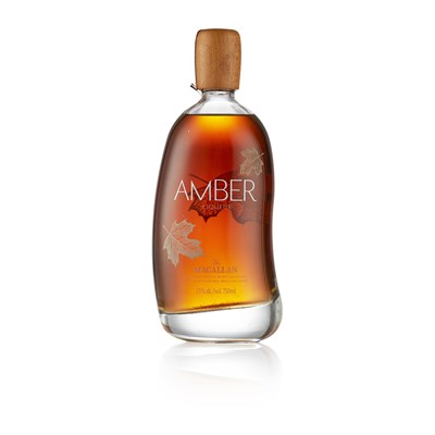Lot 25 - THE MACALLAN AMBER LIQUEUR