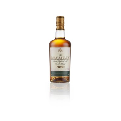 Lot 22 - THE MACALLN 'FORTIES' DECADES EDITION