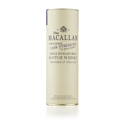 Lot 35-THE MACALLAN 1980 CASK STRENGTH