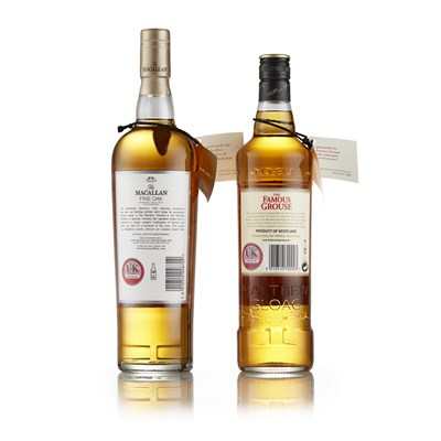 Lot 27 - THE MACALLAN FINE OAK 10 YEAR OLD