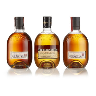 Lot 12-GLENROTHES 1987 LIMITED RELEASE