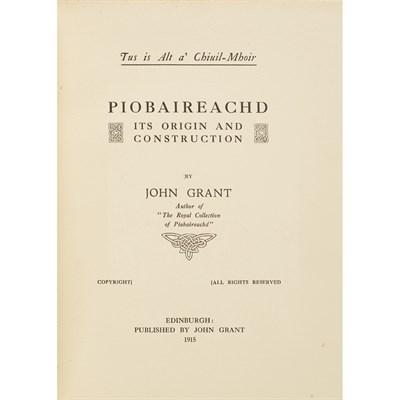 Lot 313 - GRANT, JOHN