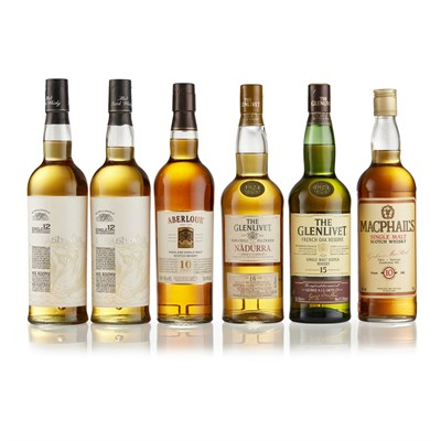 Lot 10 - GLENLIVET NADURRA 16 YEAR OLD