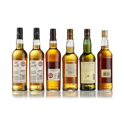 Lot 10-GLENLIVET NADURRA 16 YEAR OLD