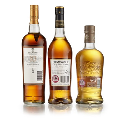 Lot 28 - THE MACALLAN 10 YEAR OLD