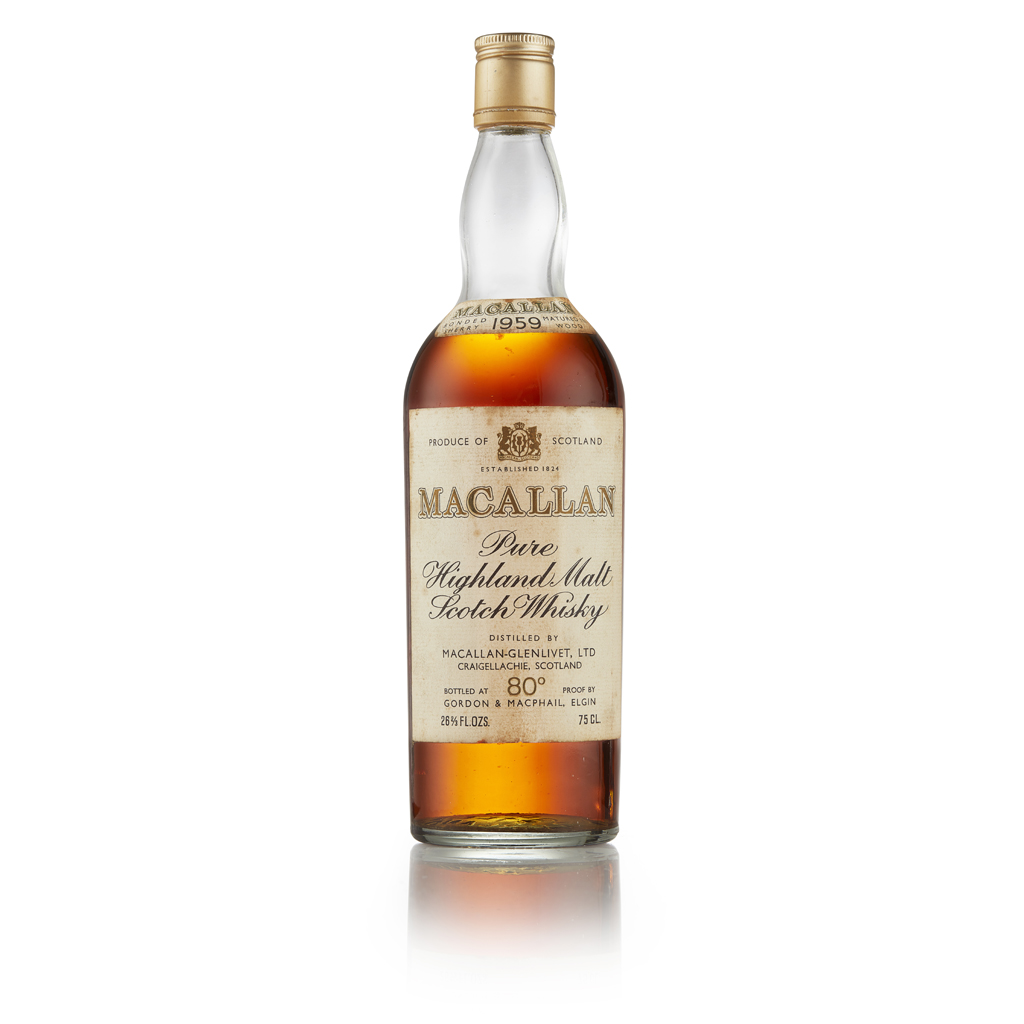 Lot 39 - THE MACALLAN 1959 (1970S)