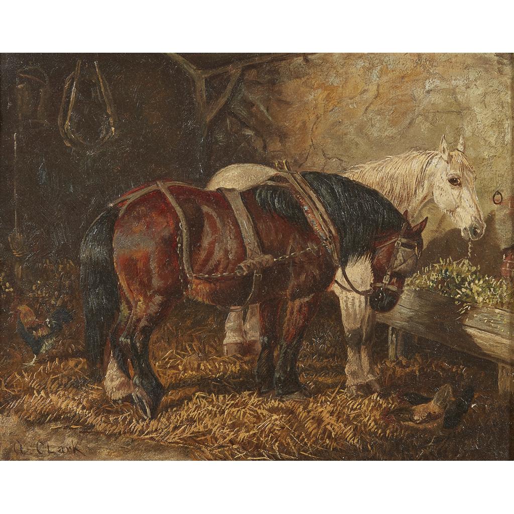 Lot 46 - WILLIAM ALBERT CLARK (BRITISH 1880-1963)